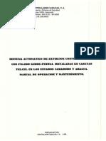 Manual Centrales de Incendio