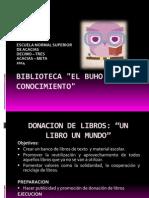 Biblioteca Propuesta TalleresB