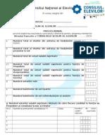 Proces Verbal CSE-2014
