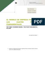 1. El Modelo de Los Cuatro Pilares EF
