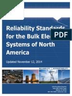 Reliability Standards Complete Set-NERC