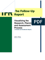TFR Guides Visualizing Research Planning Assessment Process, 2009-12-16 TVT