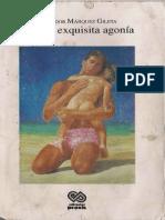 Salvador Marquez Gil La Mas Exquisita Agonia