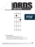 A Guide To Ukulele Chord for Lefties