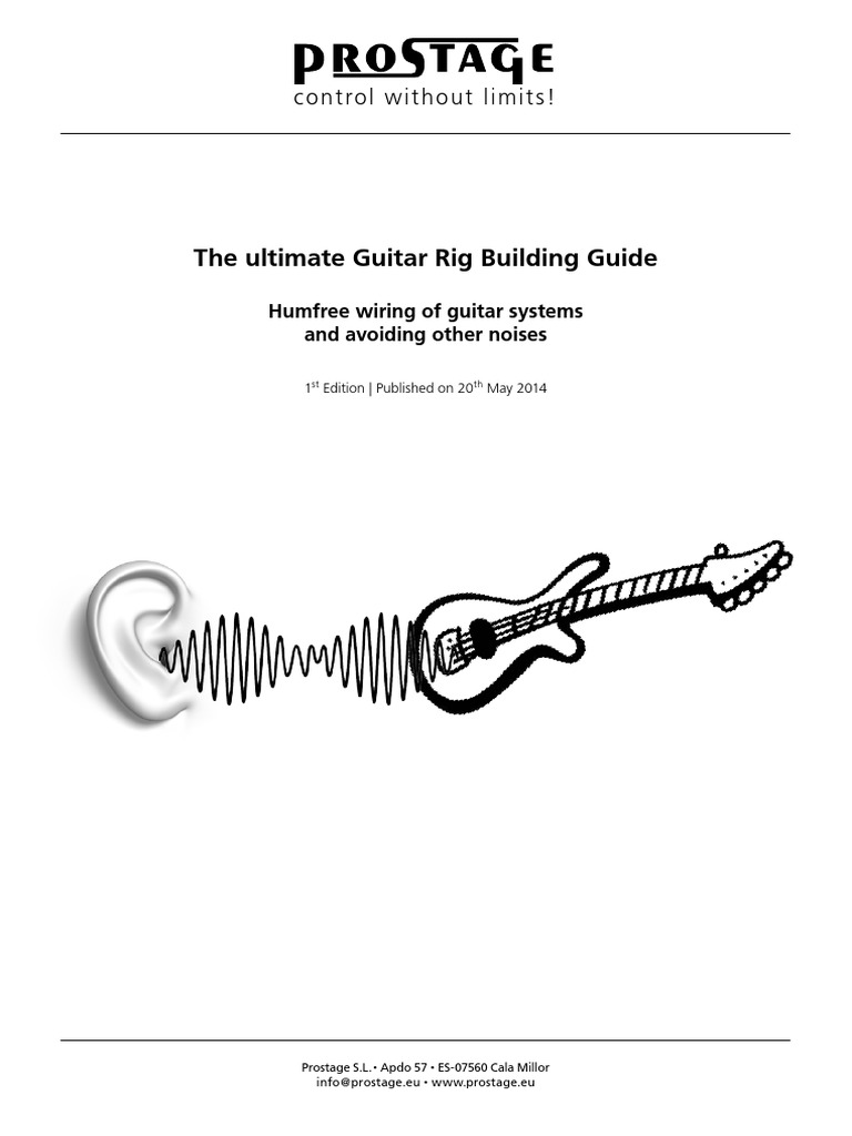 The Ultimate Guitar Rig Building Guide Amplifier Rectifier Brian May Wiring