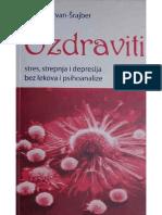 David Servan-Srajber - Ozdraviti