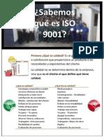 Que Es ISO - Definiciones