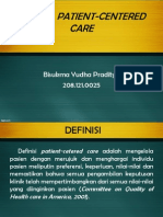 Konsep Patient Centered Care