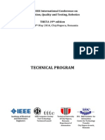 AQTR2014 Technical Program