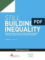 Still Building Inequality