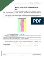 Apuntes Combinatoria