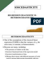 EBE Heteroscedasticity.ppt