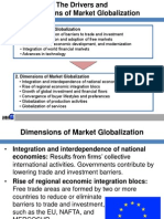 Drivers & Dimensions of Market Globalization by Martinson T. Yeboah