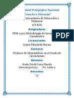 Cuadro Comparativo Sobre Instrumentos de Recolección en la Investigación Cuantitativa