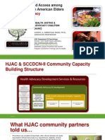 mapping fresh food access among low income african american elders for action  advocacy gmapbmap