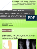 fraktur colles bedah