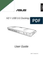 Q6871 USB3 Docking Station Manual
