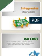 Diapositivas Iso 14001