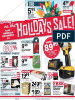 Seright's Ace Hardware Bring on the Holidays Sale