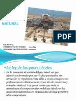 Ley de Los Gases Ideales Grupo 4