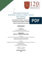 Programa Seminario 3 de Diciembre