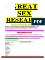 Science of Sex Step by Step-Great Research