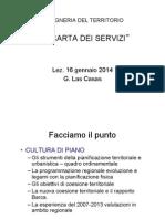 L16 - La Carta Dei Servizi, Lavoro Svolto Ed Elaborazione