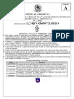 Dentista Clinica Odontologica AERONAUTICA 2010
