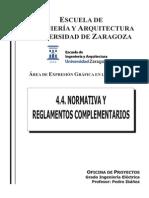 t4_4 Normativa y Reglamentos Complementarios