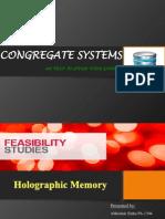 Feasibility Study Ent