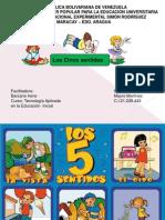 Los 5 sentidos para niños.pptx