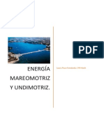 Energía Mareomotriz PDF