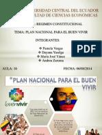 12 Objetivos Del Plan Nacional Del Buen Vivir