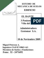 Aliter El Dante 10 Noviembre 2009