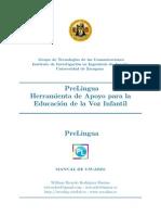 Manual PreLingua