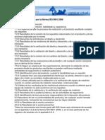 Registros Necesarios de Norma ISO 9001