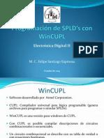 04 Programacion de SPLDs Con WinCUPL