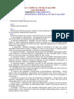 Legea Cadru 195-2006