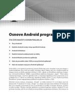 Osnove Android Programiranja