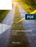 Us Gaap v Ifrs the Basics Nov2012