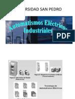 Automatizacion Electricos Industriales