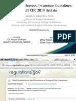 Solomkin Surgical Site Prevention Guidelines Teleclass Slides Apr 9 141