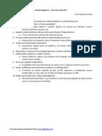 Estudo Dirigido IV