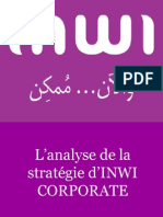 L'Analyse de La Stratégie d'INWI CORPORATE