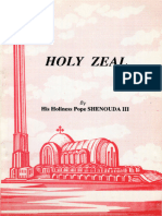 Holy Zeal - H.H. Pope Shenouda III
