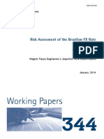 Risk Assessment of the BRL