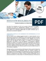 Flash RSM Informa RMF 2014