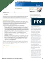 Magic Quadrant for Content-Aware Data Loss Prevention