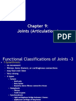 Ch 9 - Joints Articulation s2009