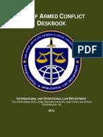2012 Law of Armed Conflict Deskbook